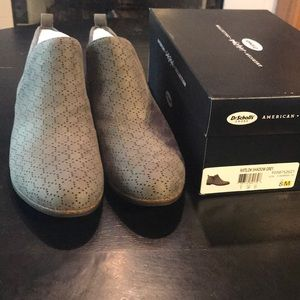 NIB 8 M Dark Gray Dr Scholl's New Booties 🌟